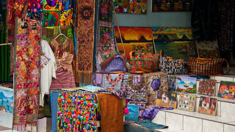 Mayan textiles | © Christopher William Adach / Flickr