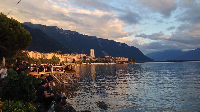 Montreux | © Olivier Bruchez/ FLickr