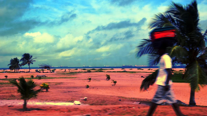 African beach   © Michael Pollak/Flickr