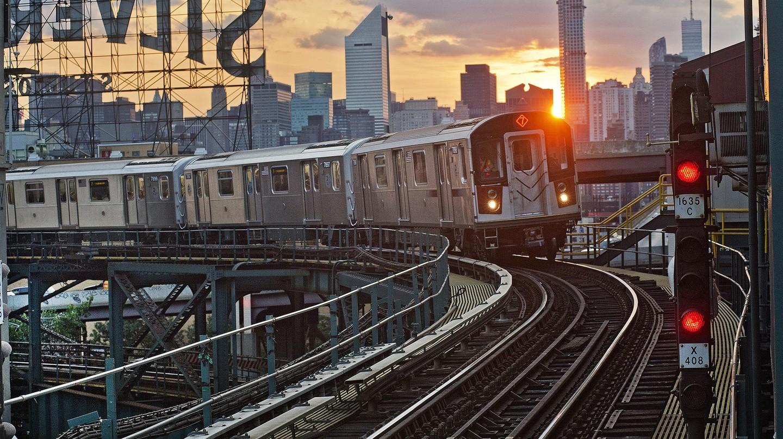 MTA 7 Train, NYC | © MTA/Flickr