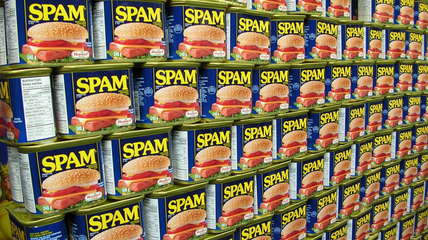 Spam wall | © Freezelight / Flickr