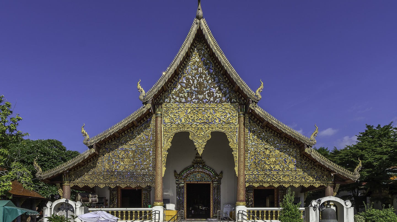Wat Chang Man, Chiang Mai   © Stefan Fussan/Flickr