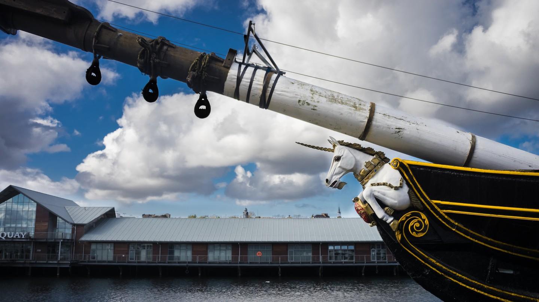 HM Frigate Unicorn | Dundee