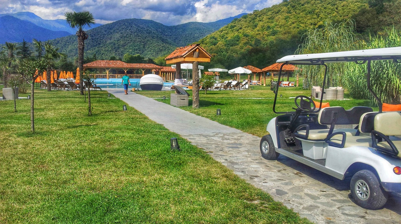 Lopota Lake Resort and Spa | © Baia Dzagnidze