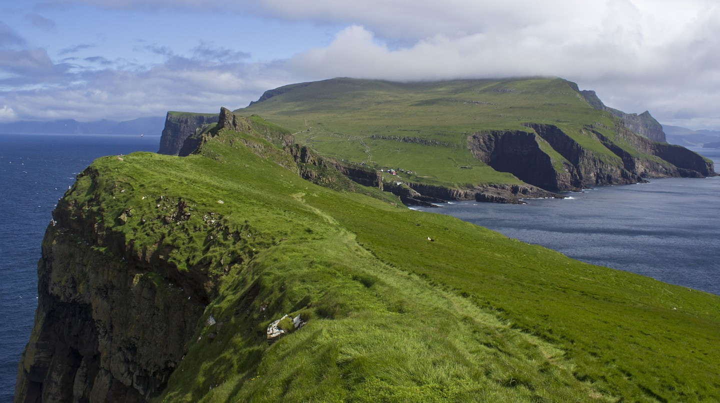 The island of Mykines, Faroe Islands | © Stefan Wisselink / Flickr