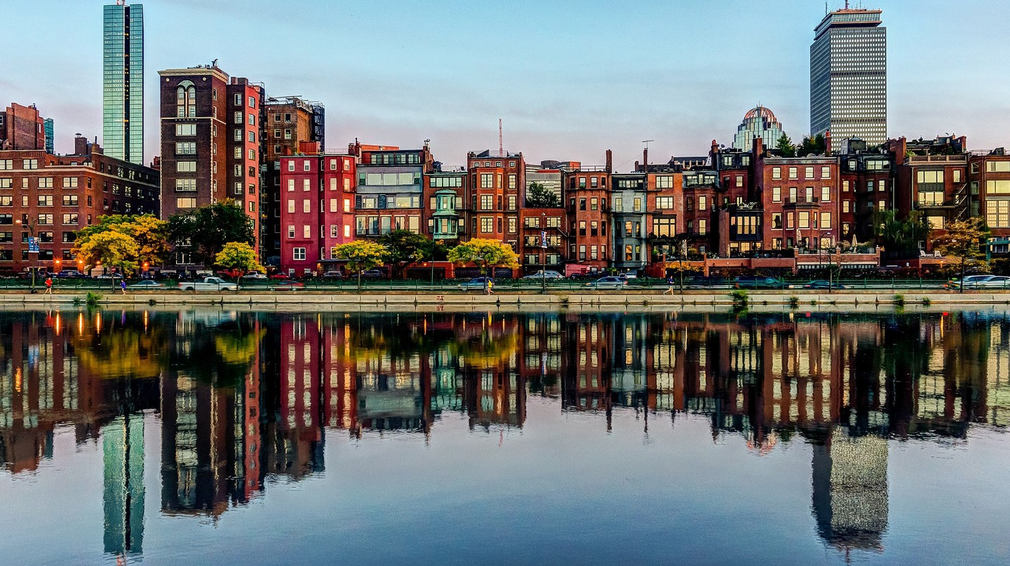 Boston's Back Bay | © Robbie Shade/Flickr