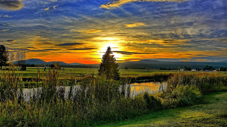 Meadows Golf Course at Sunriver Resort | © Kirt Edblom / Flickr