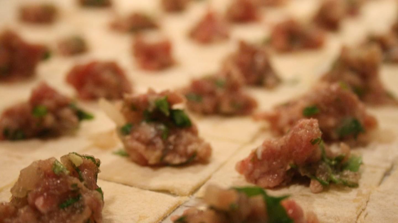 Manti dumplings   © The Bitten Word / Flickr