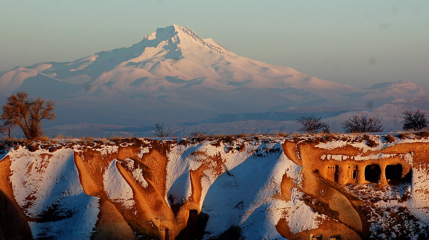 Erciyes | © Dan/Flickr