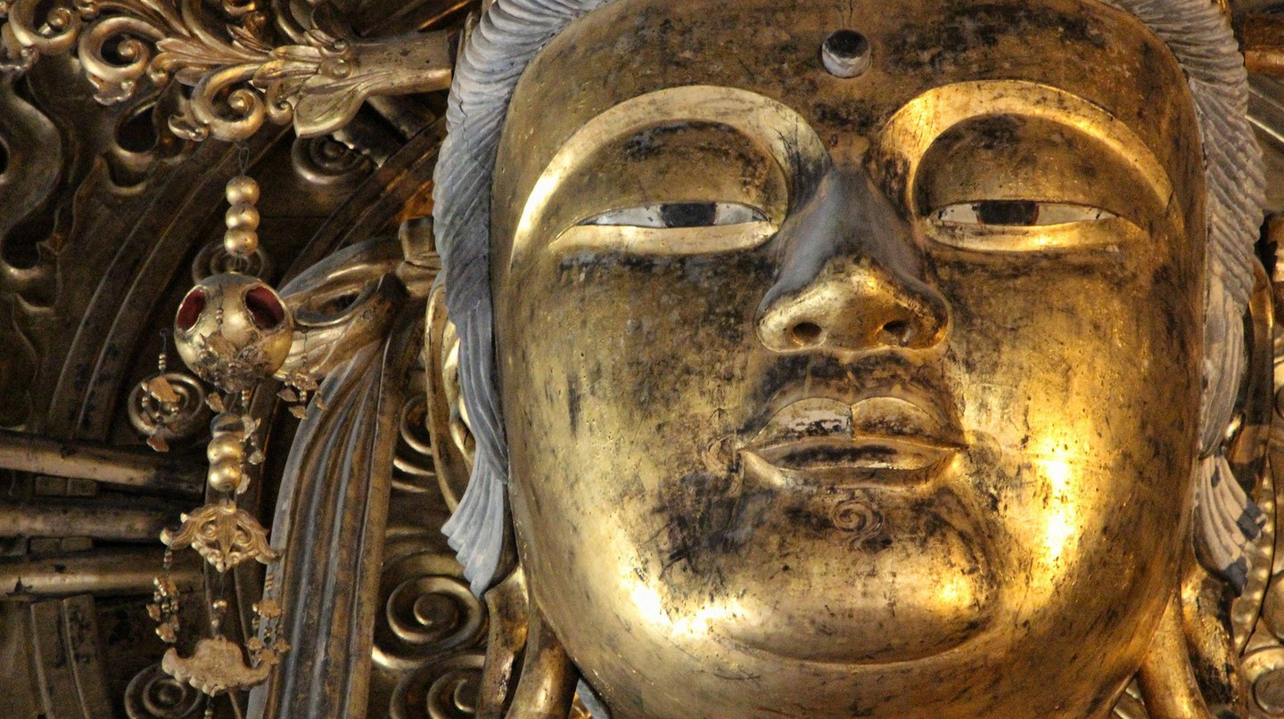 Daibutsu at Todaiji | © Kyla Duhamel/Flickr