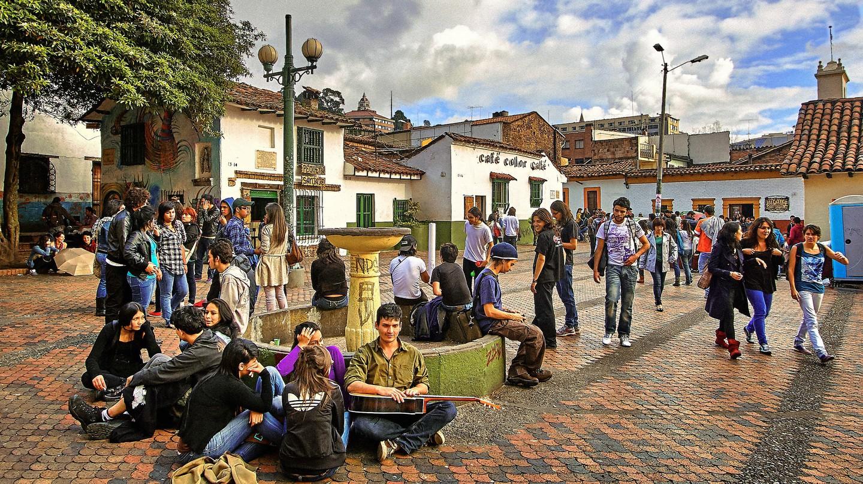 Bogota, Colombia | © Pedro Szekely / Flickr