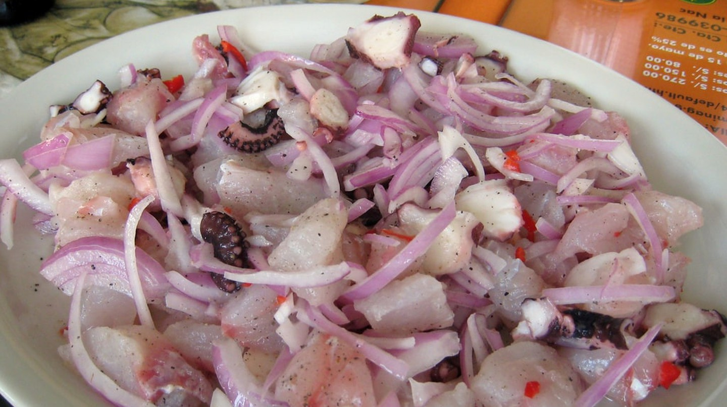 Ceviche | © G M/Flickr