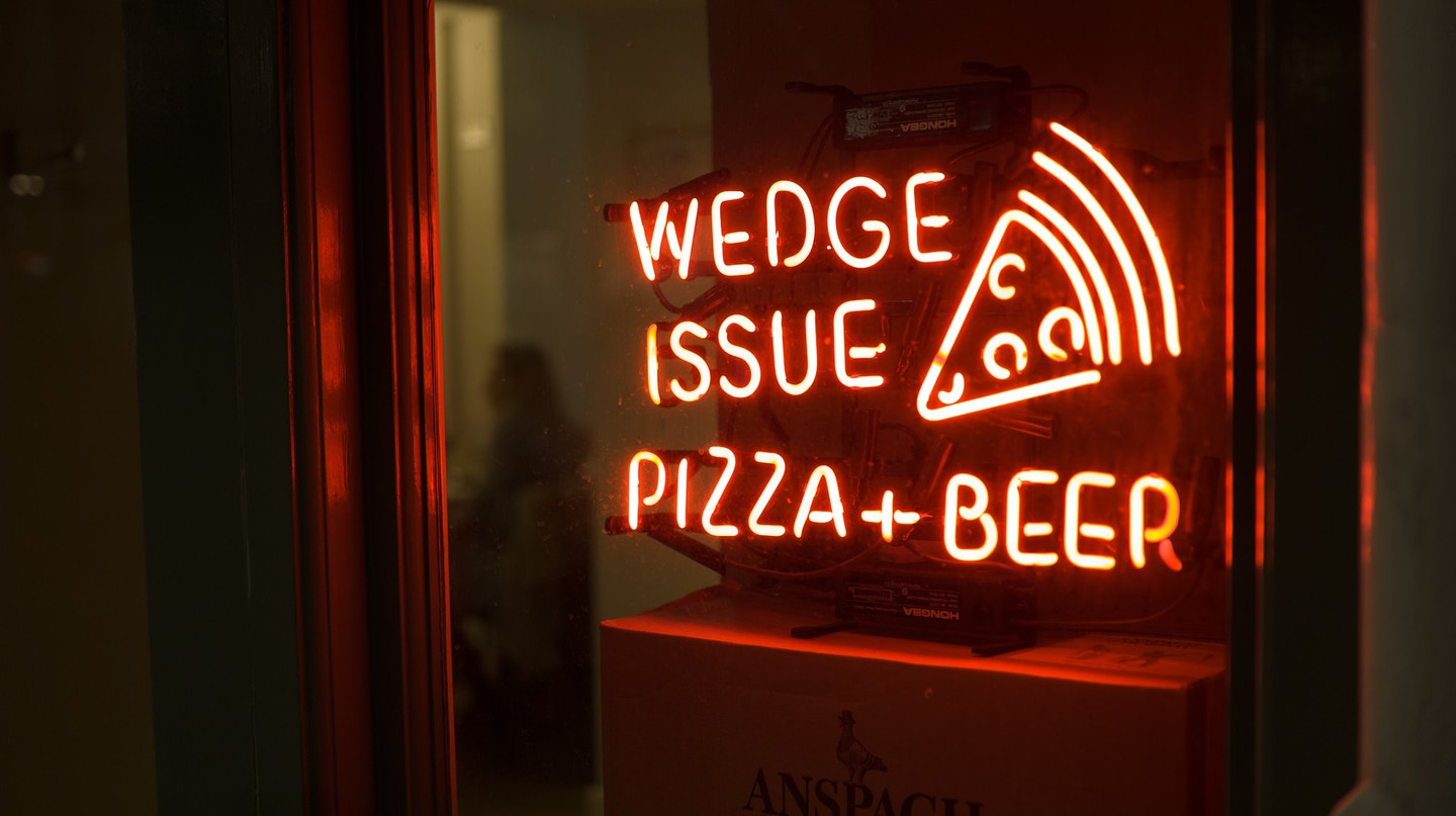 Wedge Issue | © James Petts/Flickr