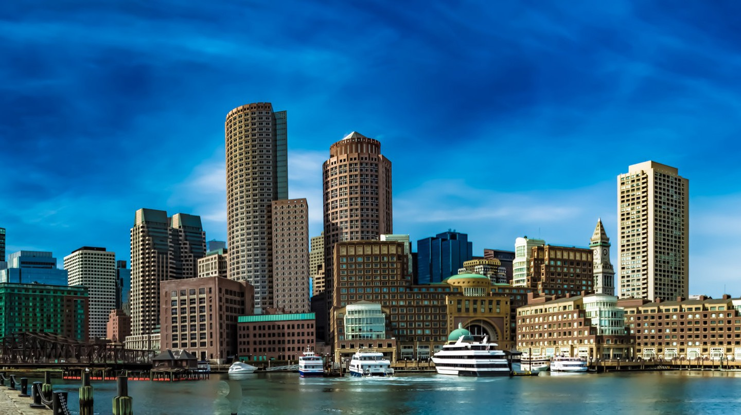 Boston's Waterfront | © malone545/Flickr