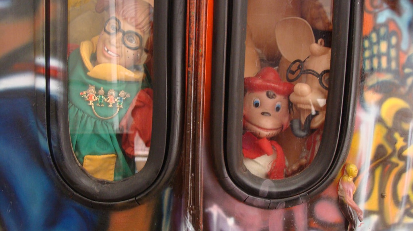 The Mexican Antique Toy Museum | © Karen Apricot / Flickr