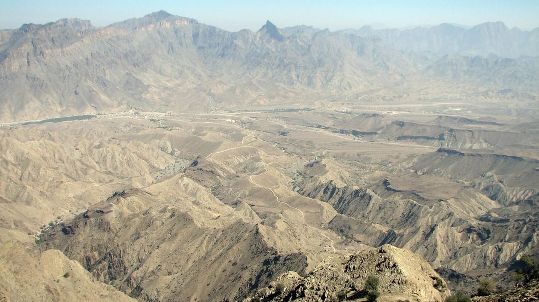 Hajar Mountains | © Chris Price/Flickr