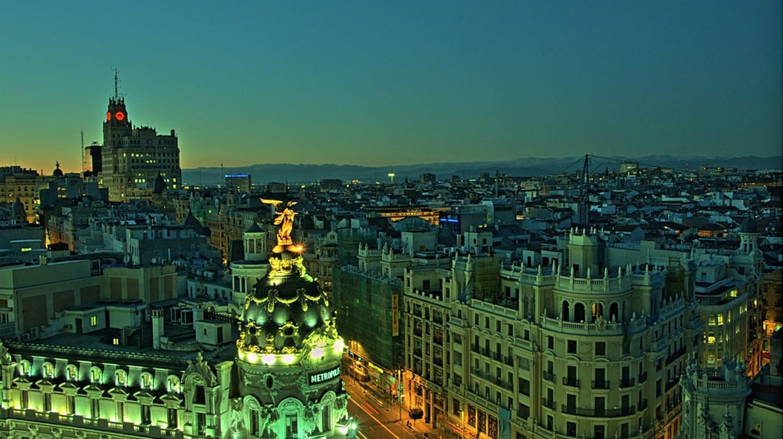 View from Tartán Roof|©Felipe Gabaldón/Flickr