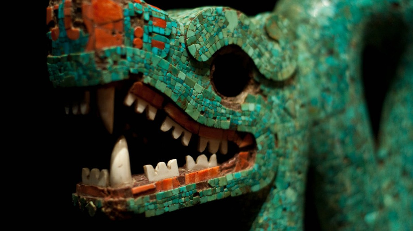 Aztec serpent | © Matthew Hadley/Flickr