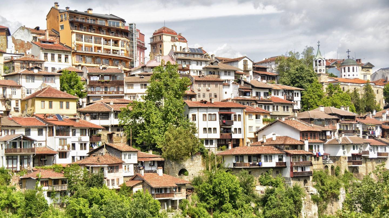 Veliko Tarnovo, Bulgaria    © María Renée Batlle Castillo/Flickr