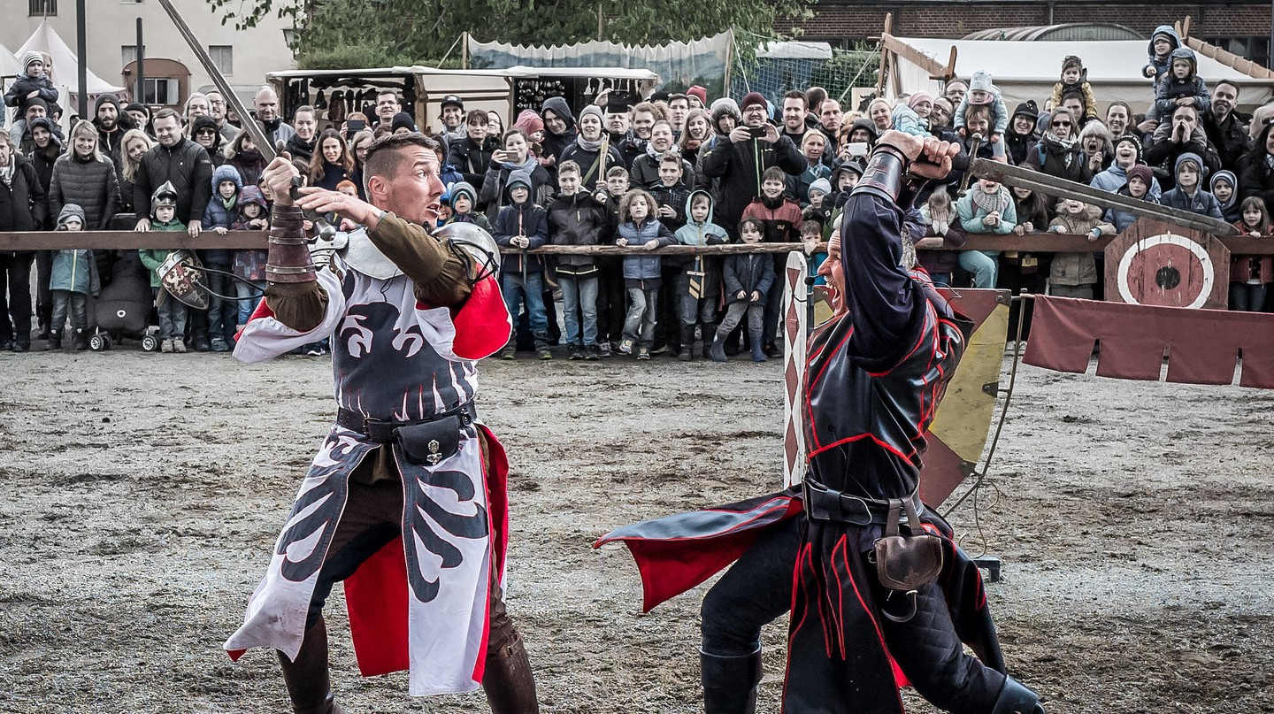 Knights tournament in Spandauer Zitadelle |  © Sergey Galyonkin/flickr