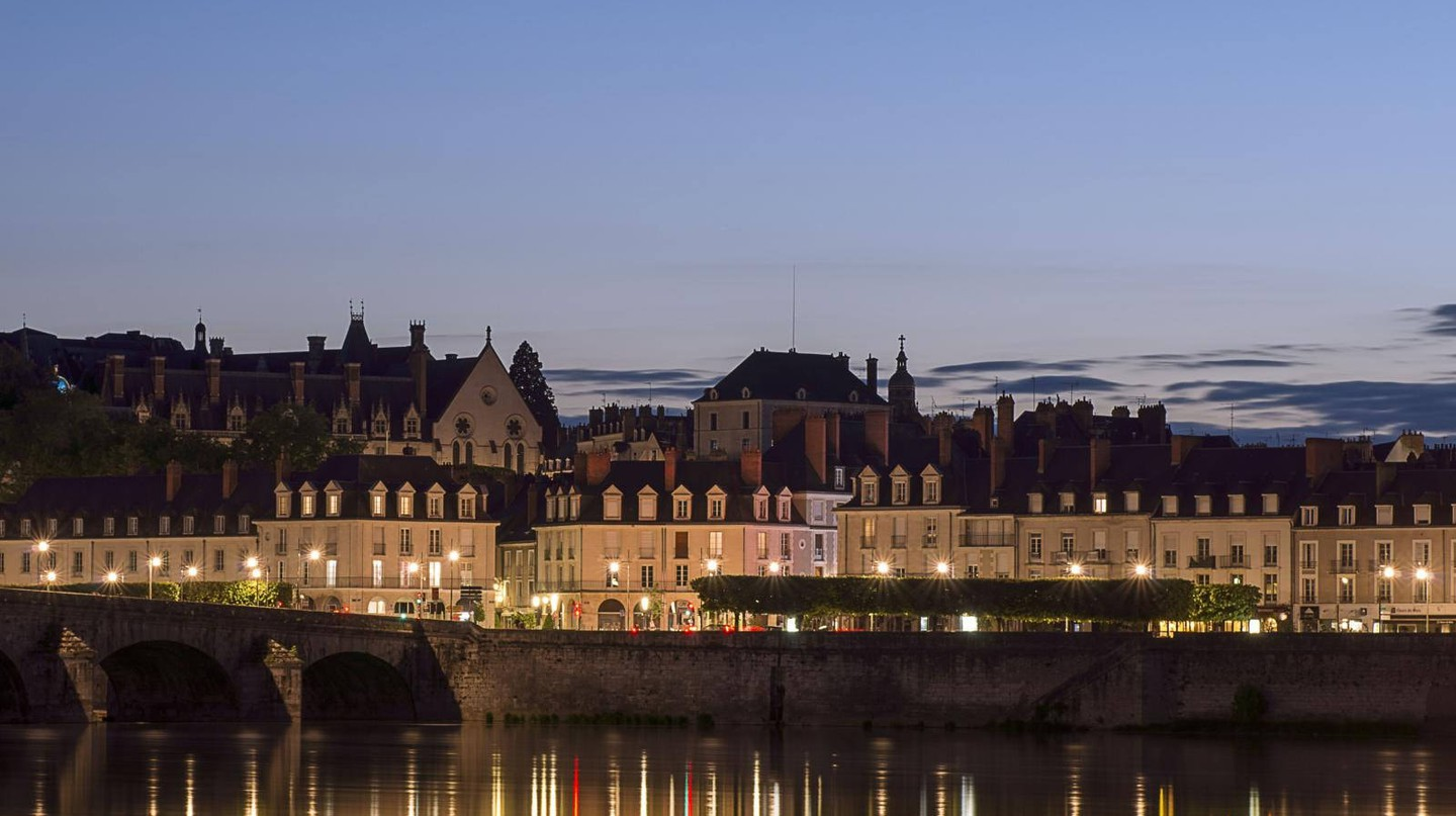 Blois by night | JoyTek / Flickr