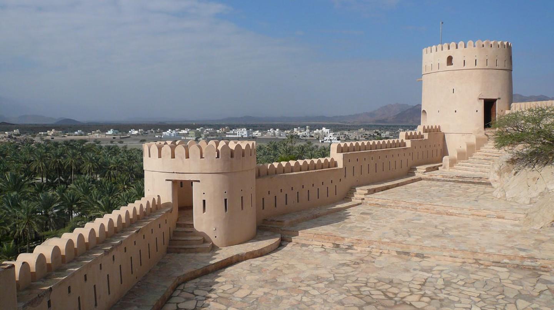 Nakhal Fort © Lars Plougmann / Flickr