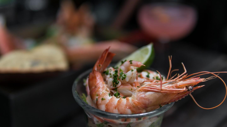 Shrimp © Maxim Krayushkin/Flickr