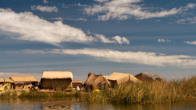 Uros Islands, Lake Titicaca | © Christian Haugen / Flickr