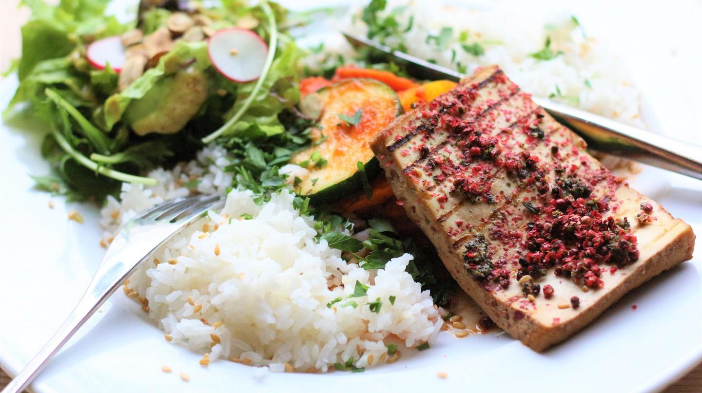 Tofu in Red Pepper | © Ula Zarosa/Flickr