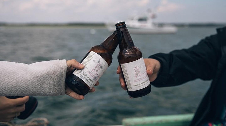 Maine Beer |  © Allagash Brewing/Flickr