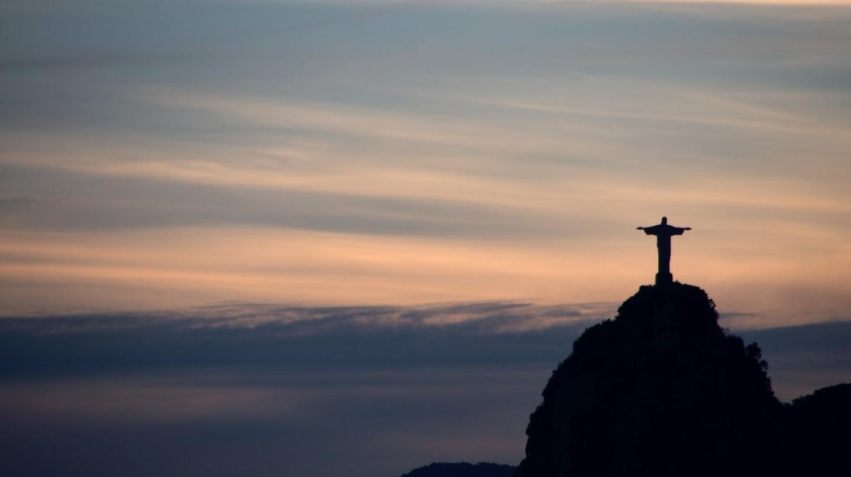 Christ the Redeemer at sunset |© Christian Haugen/Flickr