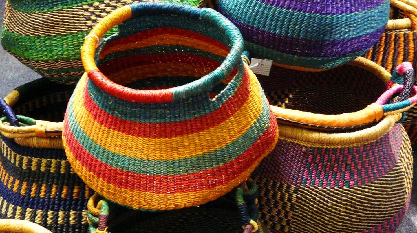 Bolgatanga baskets | © Photogramma1/Flickr