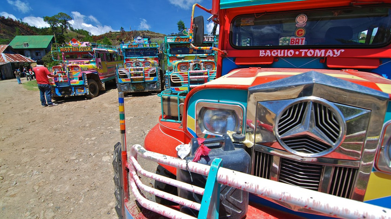 Jeepneys | © Jojo Nicdao / Flickr