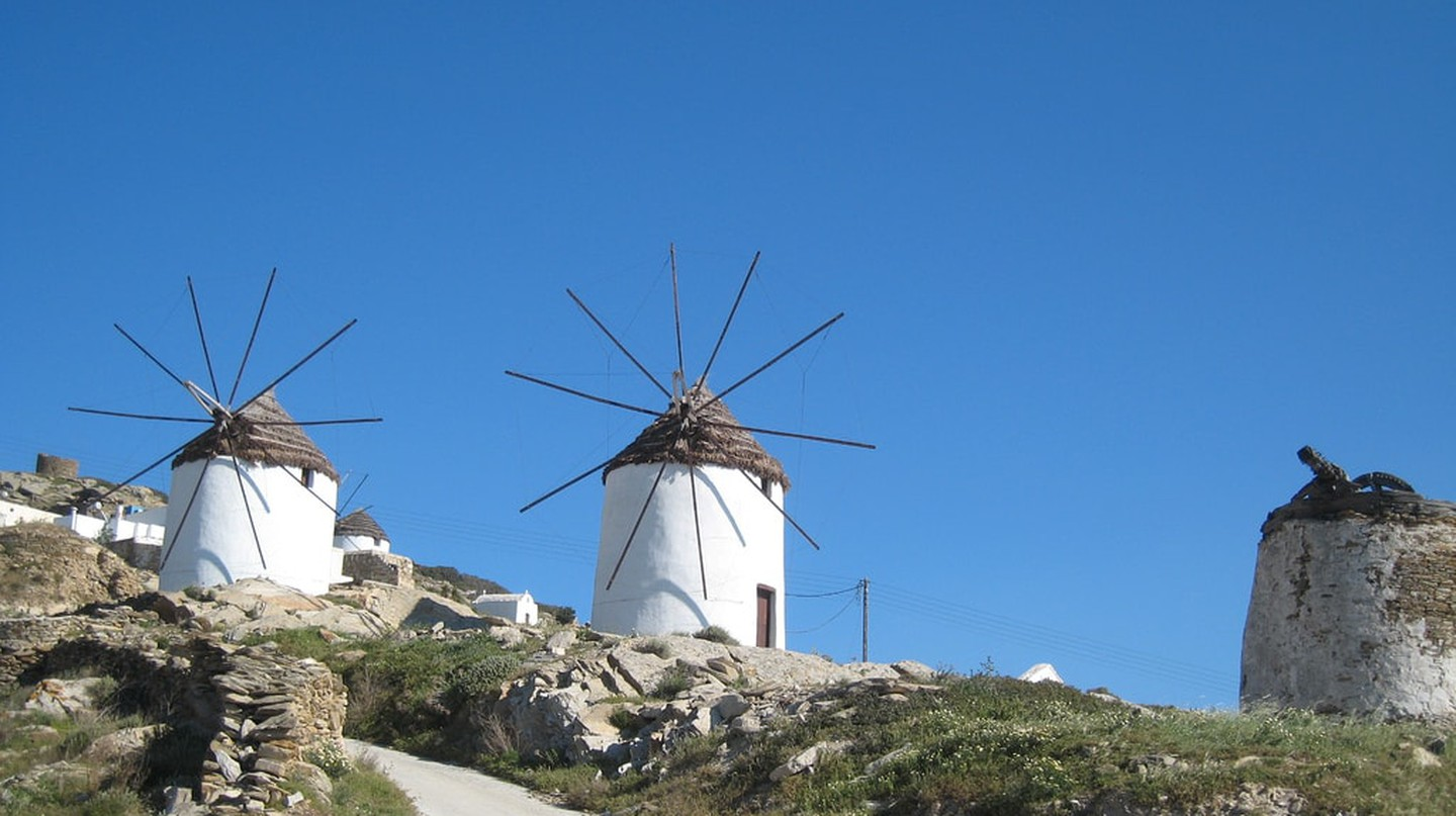 Ios island, Cyclades, Greece |  © Stefanos Kofopoulos/Flickr