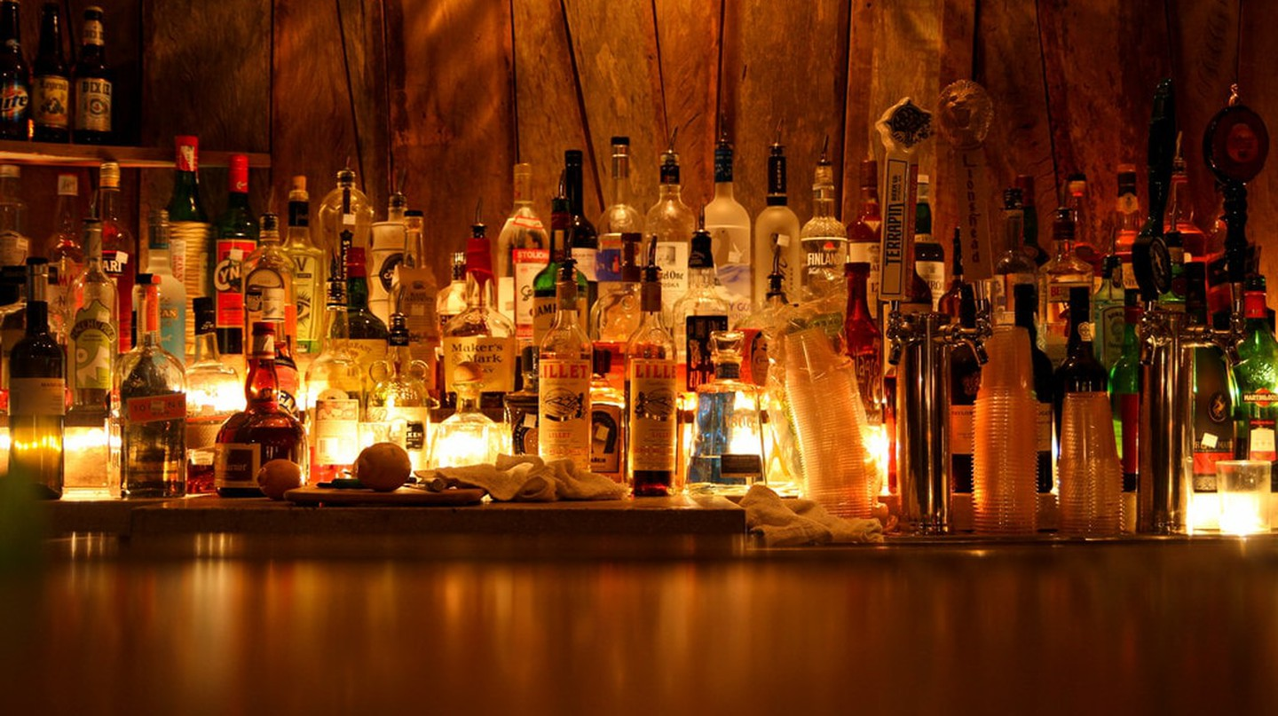 @ the bar | ©  Benjamin Thomas/Flickr
