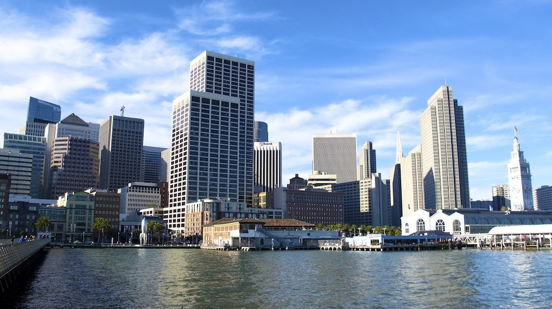 San Francisco Skyline | © @markheybo / Flickr