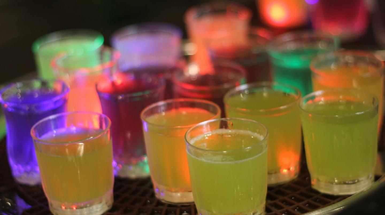 Avion tequila cocktails  © GW Fins / Flickr