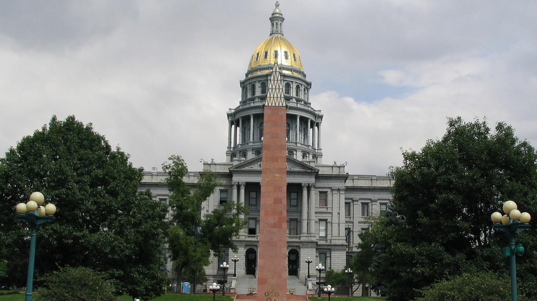 Colorado State Capitol (c) Ken Lund/Flickr