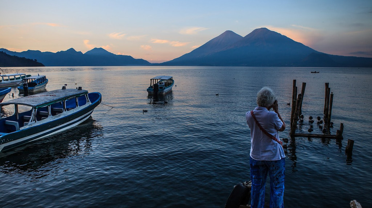 Lake Atitlan | © Murray Foubister / Flickr