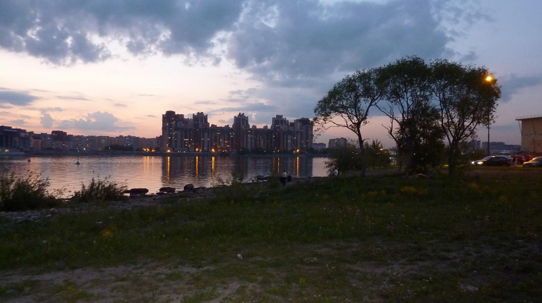 Krestovsky Island | © fotorus/Flickr