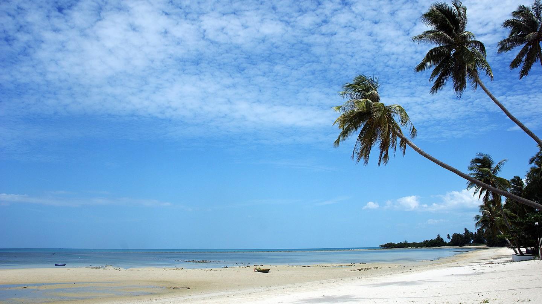 Beach on Koh Samui | © Jorn Eriksson/Flickr
