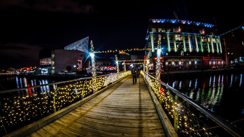 Baltimore At Night | © m01229/Flickr