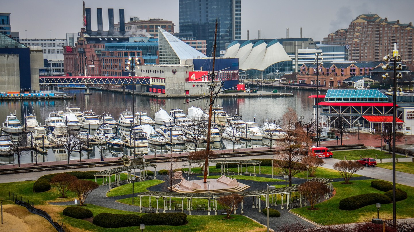 What to Do on a Layover in Baltimore