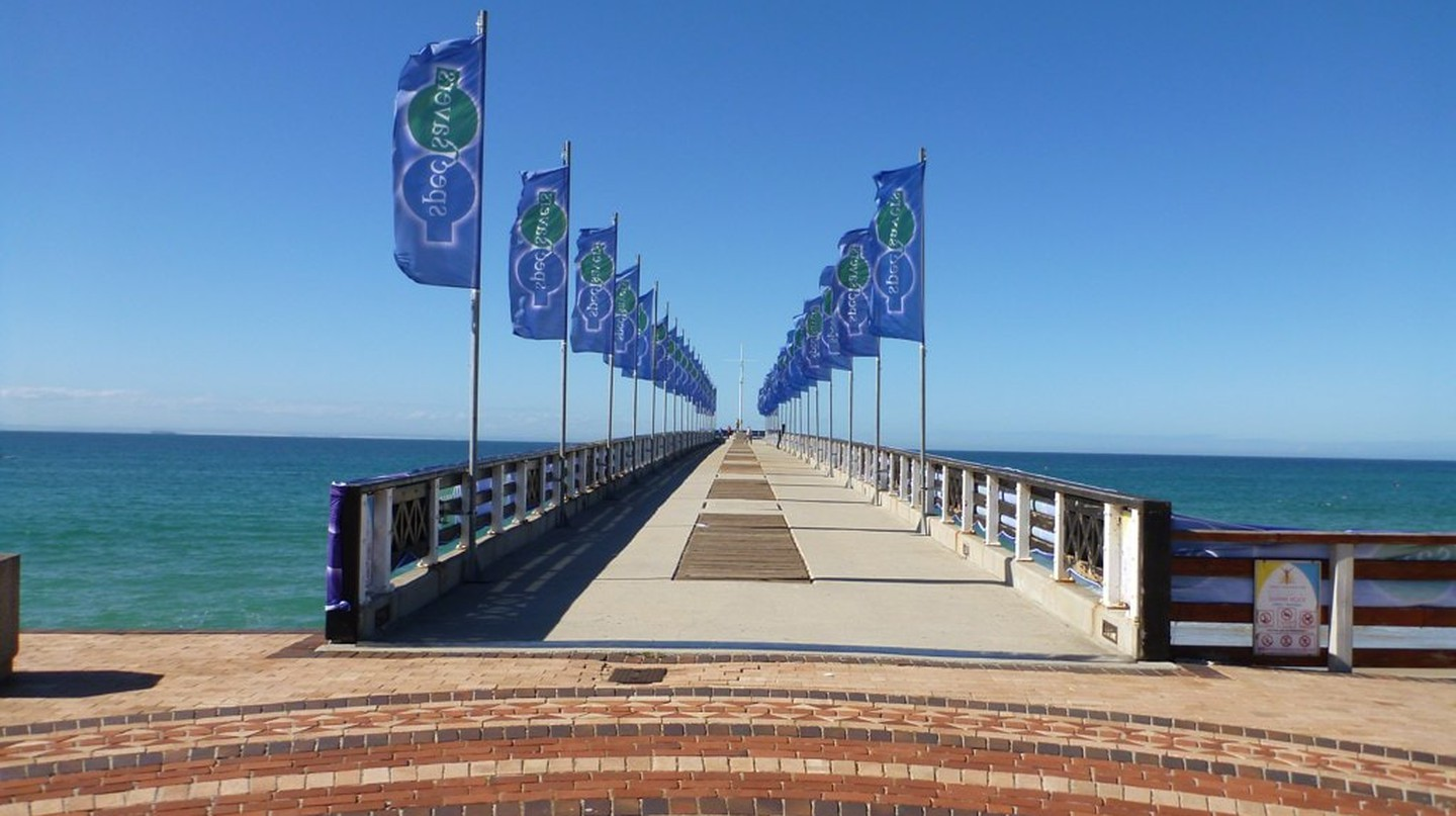 Shark Rock Pier in Port Elizabeth | © Rick McCharles/Flickr