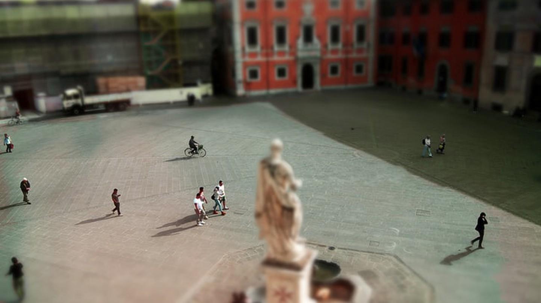 Piazza dei Cavalieri, Pisa|©Nicola Sap De Mitri/Flickr