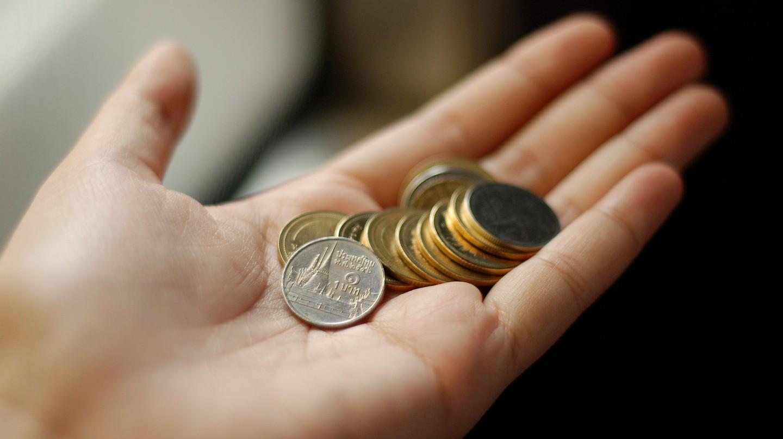 Монеты тайского бата / © Saranya Chawanrattanasakul/Flickr