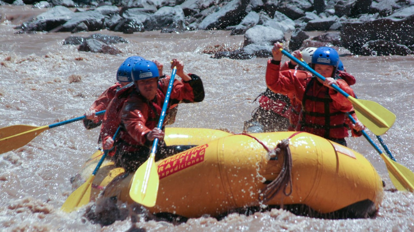 Tackle the rapids on the Mendoza river | © alq666 / Flickr