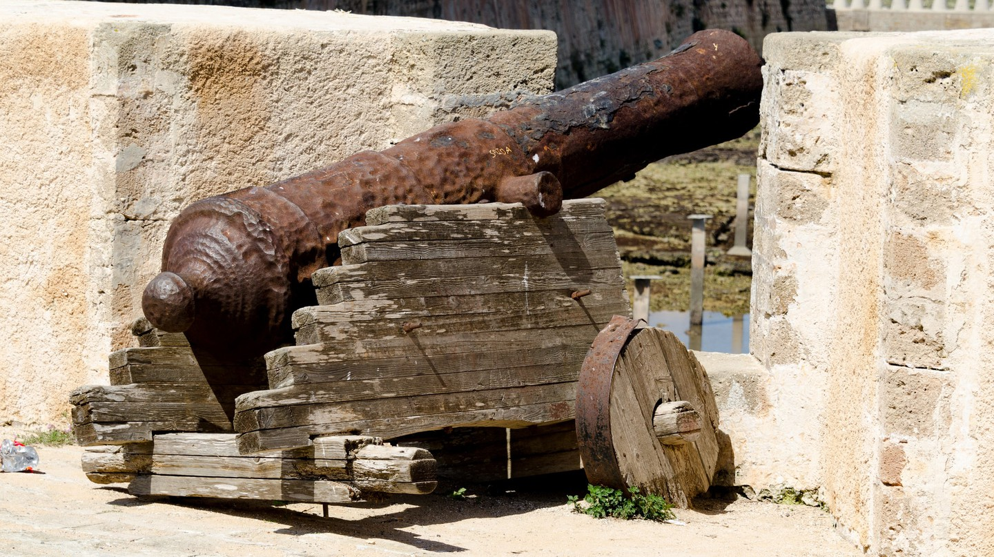 Cannon on El Jadida's ramparts | © xiquinhosilva / Flickr