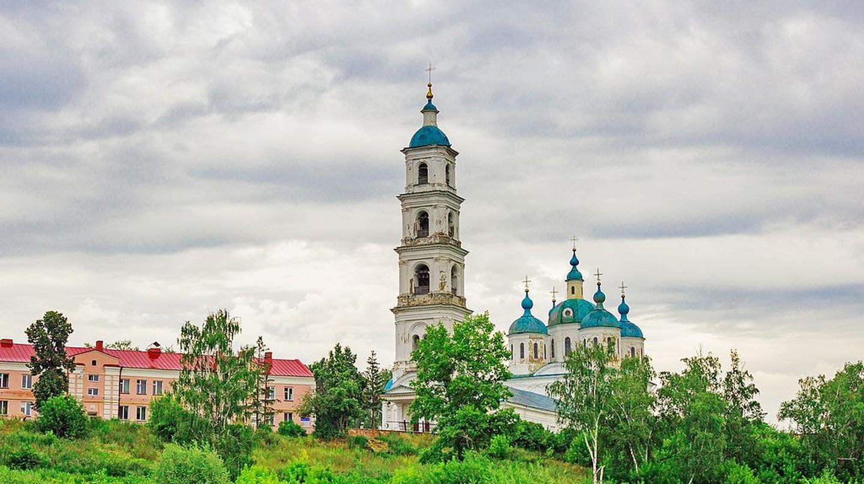 Cathedral in Yelabuga | © Alx0yago / WikiCommons
