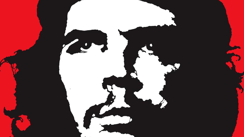Che Guevara two tone image | © Jim Fitzpatrick